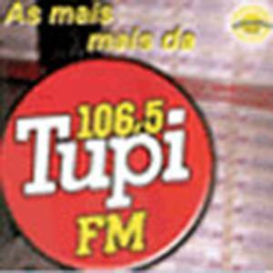1º CD As Mais Mais da Tupi FM 106,5